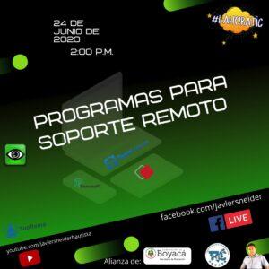 Programas-Soporte-Remoto